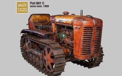 Fiat 601 C